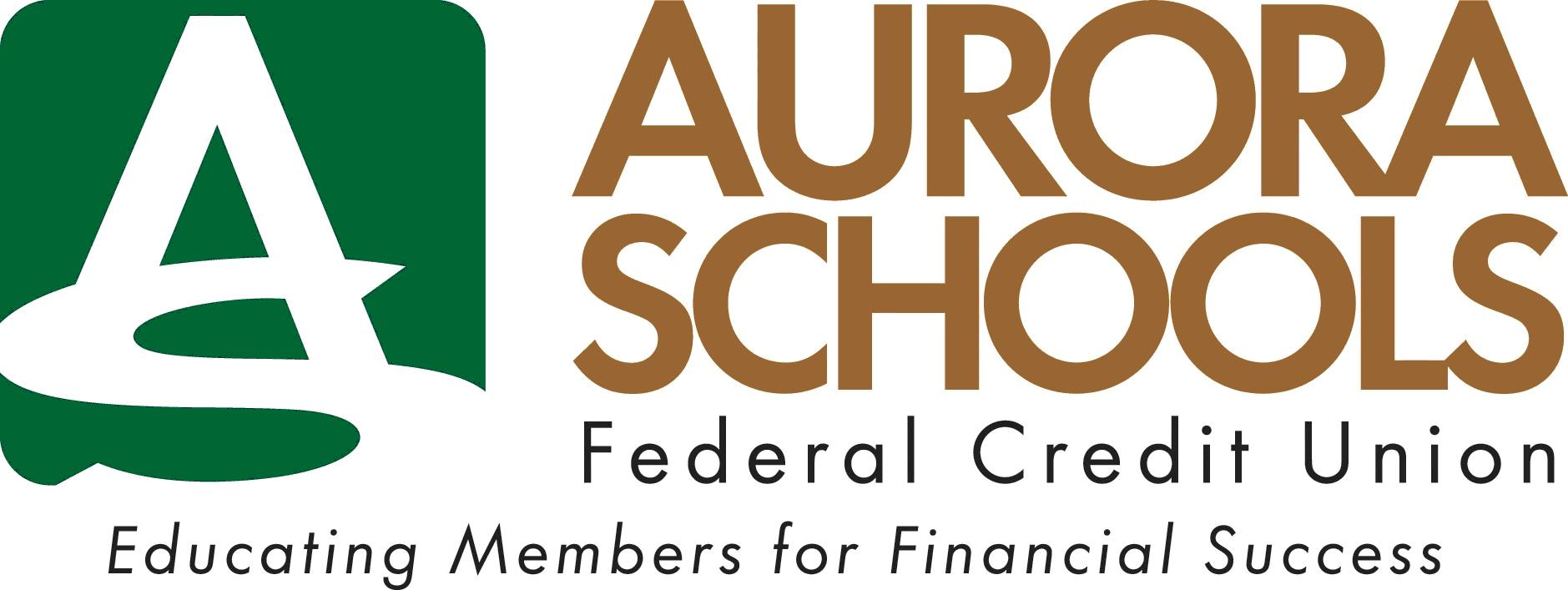 Aurora Schools Federal Credit Union Logo